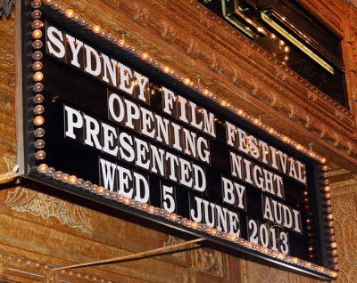 オーストラリアの4月、5月、6月おすすめ人気イベント特集!シドニー フィルム フェスティバル