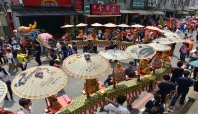 台湾の4月、5月、6月おすすめ人気イベント特集!金門迎城隍