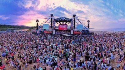 台湾の4月、5月、6月おすすめ人気イベント特集!春天吶喊墾丁音楽祭