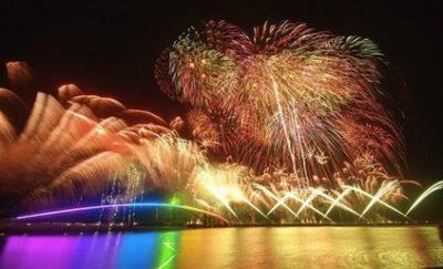 台湾の4月、5月、6月おすすめ人気イベント特集!澎湖海上花火節