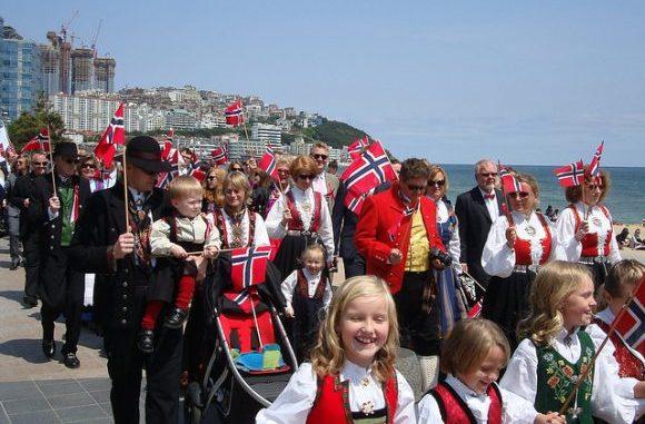 ノルウェーの4月、5月、6月おすすめ人気イベント特集!