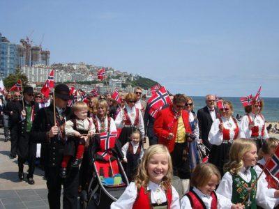 ノルウェーの4月、5月、6月おすすめ人気イベント特集!グルンロブスダゲン
