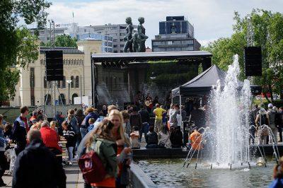 ノルウェーの4月、5月、6月おすすめ人気イベント特集!ミュージックフェスティバル オスロ