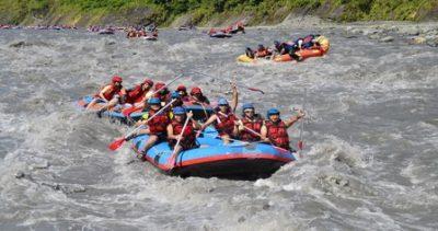 台湾の4月、5月、6月おすすめ人気イベント特集!秀姑巒溪國際泛舟鐵人三項競賽