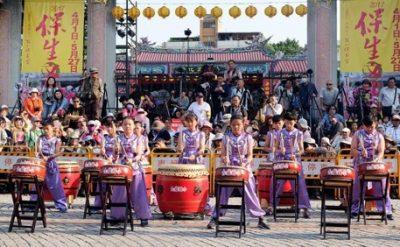 台湾の4月、5月、6月おすすめ人気イベント特集!保生文化祭