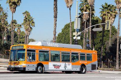 ロサンゼルスのタクシー事情やおすすめ移動手段!旅行前に知るべき7つの事!メトロバス