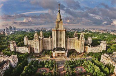 ロシアの人気大学を現地調査!7つのおすすめ役立ち情報!モスクワ国立大学