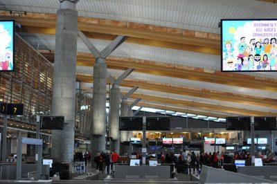 ノルウェーの空港を徹底調査!旅行前に知るべき7つの特徴!ガーデモエン空港