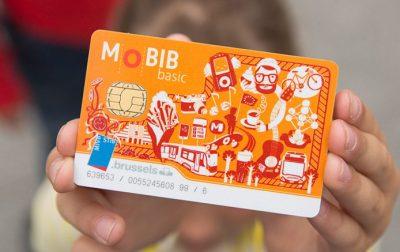 ベルギーのタクシー事情やおすすめ移動手段!旅行前に知るべき7つの事!MOBIB Basic