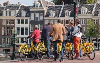 オランダのタクシー事情やおすすめ移動手段!旅行前に知るべき7つの事!自転車