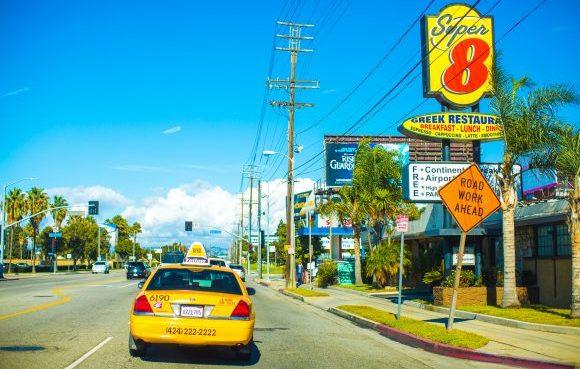 ロサンゼルスのタクシー事情やおすすめ移動手段!旅行前に知るべき7つの事!