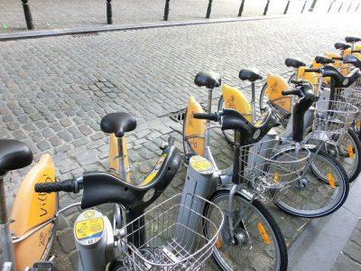 ベルギーのタクシー事情やおすすめ移動手段!旅行前に知るべき7つの事!レンタサイクル
