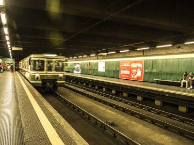 イタリアのタクシー事情やおすすめ移動手段!旅行前に知るべき7つの事!地下鉄
