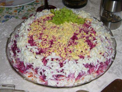 現地で絶対食べたいおすすめロシア料理10選!スィリヂ パド シューバイ