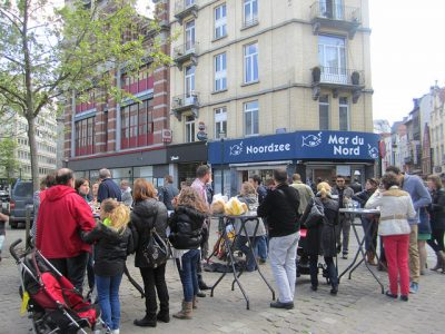 ブリュッセルで絶対行きたいおすすめ人気カフェ・レストラン12選!ノールドゼー メール ドュ ノール
