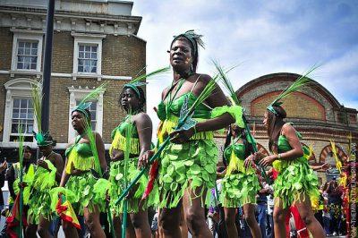 イギリスの7月、8月、9月おすすめ人気イベント特集!ノッティングヒルカーニバル