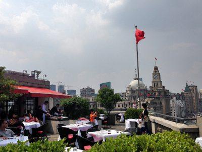 上海で絶対行きたいおすすめ人気カフェ・レストラン8選!M on The Bund