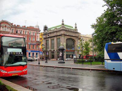 ロシア・ペテルブルグのタクシー事情やおすすめ移動手段!旅行前に知るべき8つの事!シティバス
