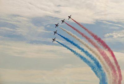 イギリスの7月、8月、9月おすすめ人気イベント特集!ボーンマス エア フェスティバル
