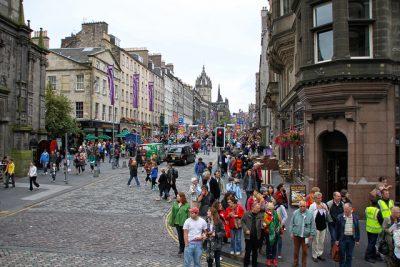 イギリスの7月、8月、9月おすすめ人気イベント特集!エディンバラフェスティバル