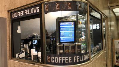 ブリュッセルで絶対行きたいおすすめ人気カフェ・レストラン12選!COFFEE FELLOWS