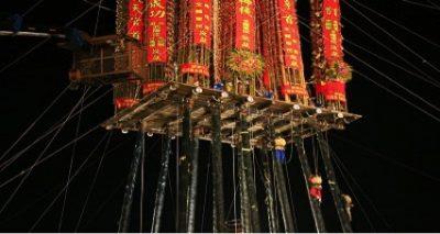 台湾の7月、8月、9月おすすめ人気イベント特集!頭城搶孤