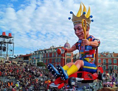 初めてのニース旅行で絶対行くべきおすすめ観光スポット10選!Carnaval de Nice