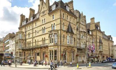 オックスフォードのおすすめ人気ホテル特集!お得に選ぶ8つのコツ!Macdonald Randolph Hotel