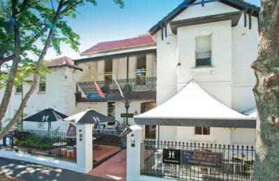 シドニーのおすすめ人気ホテル特集!お得に選ぶ8つのコツ!The Hughenden Boutique Hotel