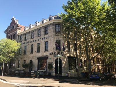 シドニーのおすすめ人気ホテル特集!お得に選ぶ8つのコツ!The Lord Nelson Brewery Hotel
