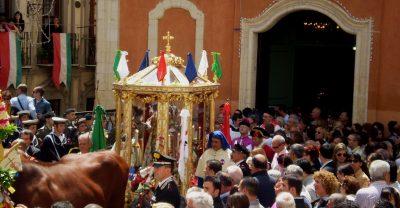 イタリアの4月、5月、6月おすすめ人気イベント行事特集!サグラ・ディ・サンテフィジオ