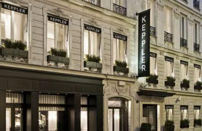 フランス・パリのおすすめ人気ホテル特集!お得に選ぶ8つのコツ!ホテル ケプラー