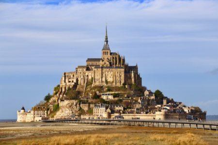 パリ以外のフランス旅行でおすすめ人気観光スポット10選!モン サン ミッシェル
