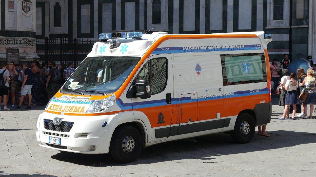 イタリア語で救急車!緊急時にそのまま使える20フレーズ!