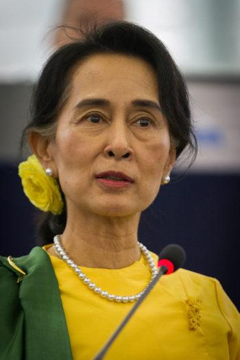 ミャンマー国旗を徹底分析!国旗が持つ6つの秘密とは?アウンサンスーチー