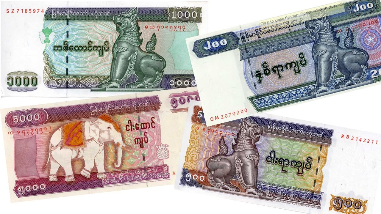 ミャンマー通貨や両替事情を徹底調査!旅行前に知りたい6つのポイント!