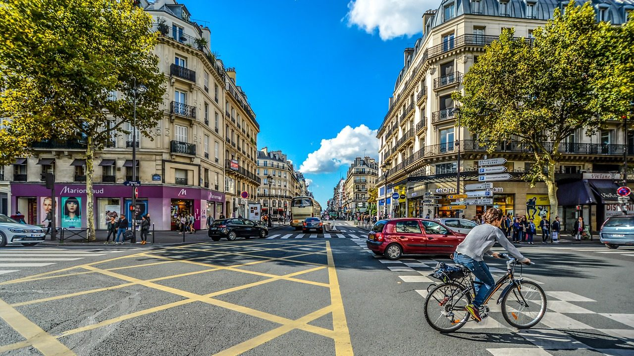フランスのシェアサイクル!現地で自転車をお得にレンタルする7つのコツ!