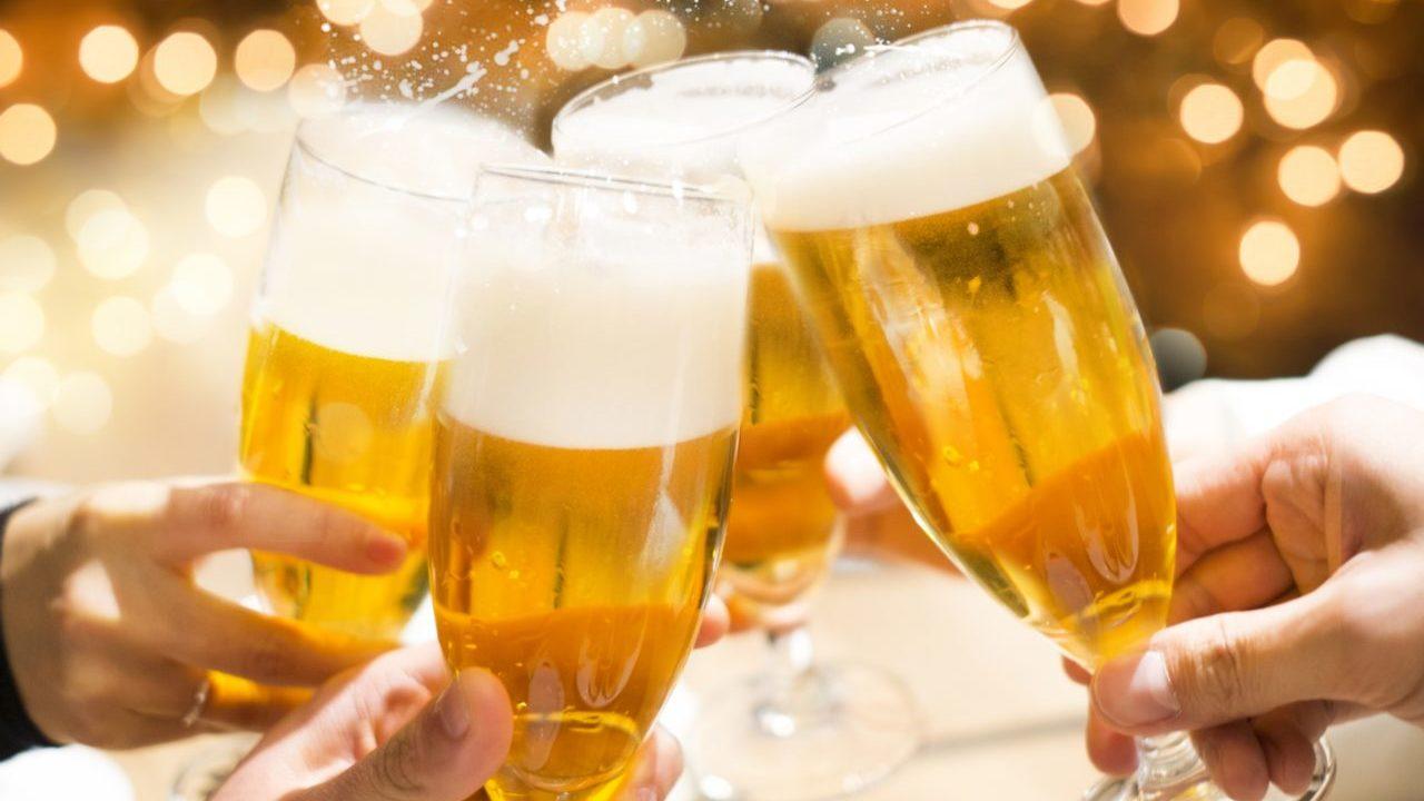 英語で乾杯!パーティーや飲み会でそのまま使える10フレーズ!
