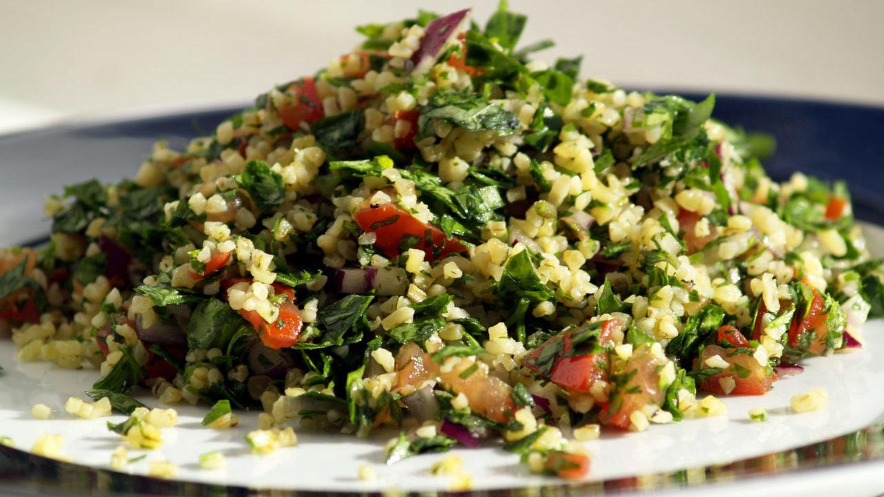 現地で絶対食べたいおすすめカタール料理15選!Tabbouleh