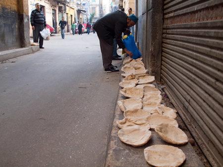現地で絶対食べたいおすすめカタール料理15選!Khubz