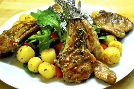 現地で絶対食べたいおすすめカタール料理15選!amb chop