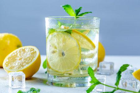 現地で絶対食べたいおすすめカタール料理15選!mint-with-lemon-juice